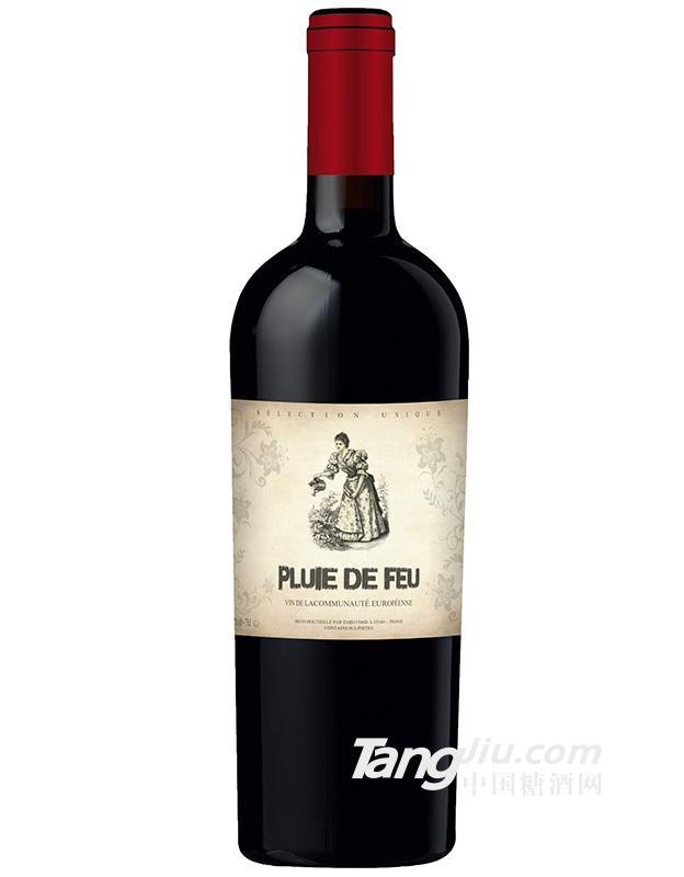 流星雨干红葡萄酒