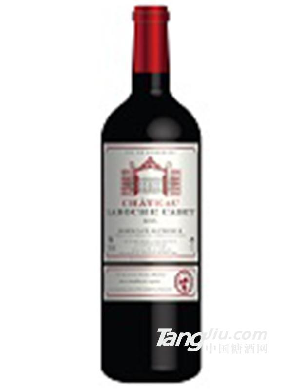 卡贝城堡干红葡萄酒