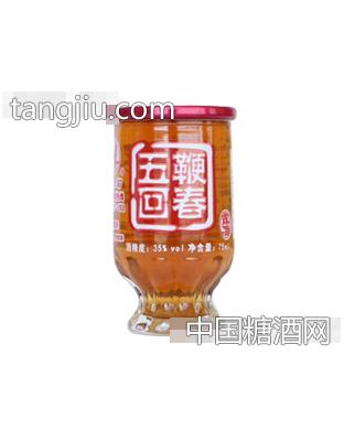 五鞭回春酒(杯)75ml