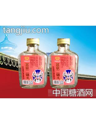 新华门北京二锅头脸谱酒46°100ml