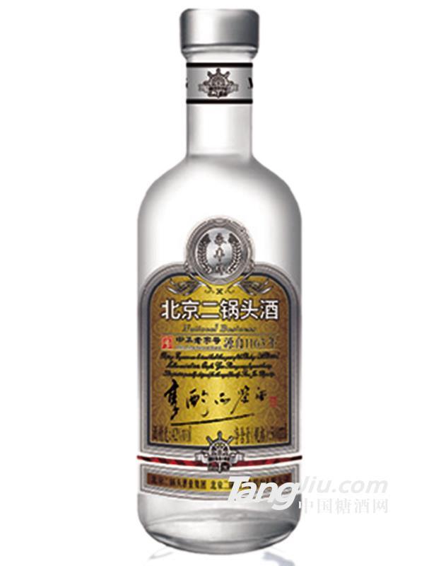 42°北京二锅头小圆瓶享酌品鉴酒(黄标)500ml