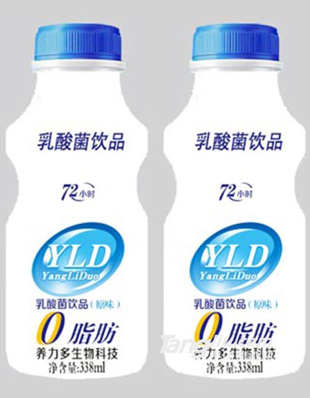 养力多乳酸菌饮品340ml(原味)