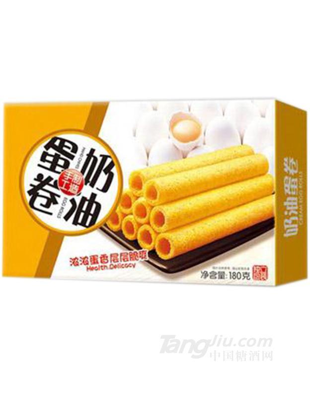 粤嘉香奶油蛋卷180g