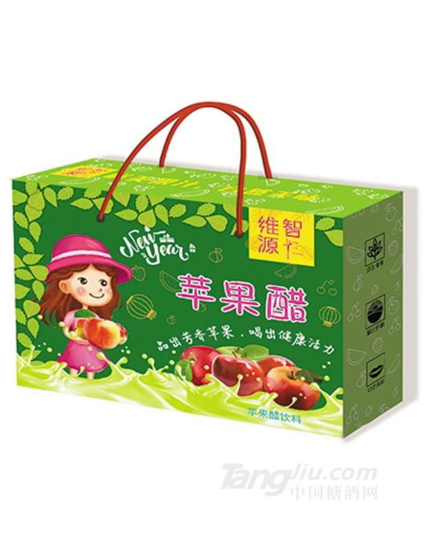 维智源苹果醋果味饮料488mlx6盒