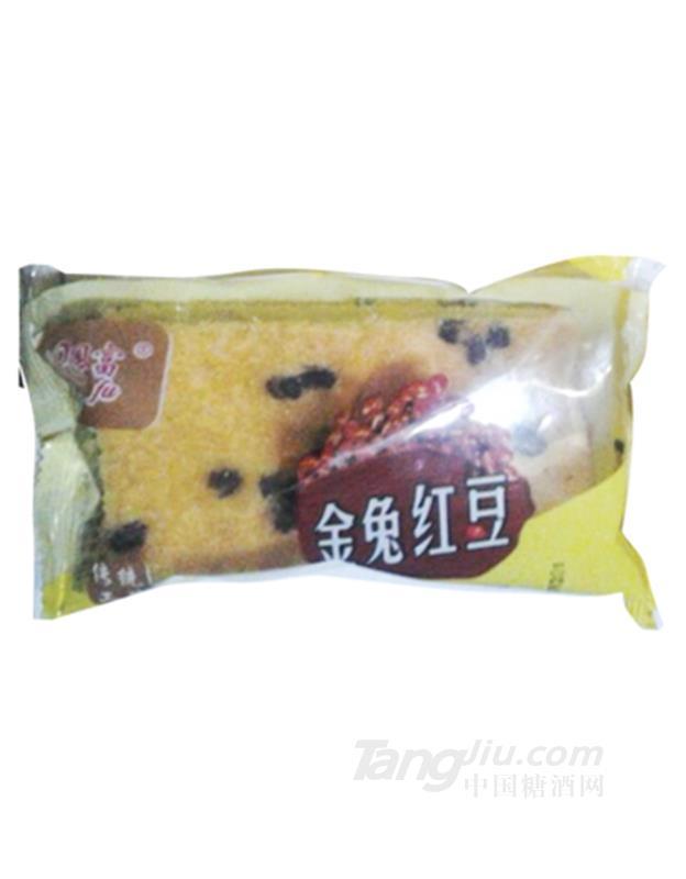 国富金兔红豆蛋糕