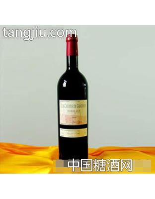 橡树格拉迪纳干红葡萄酒