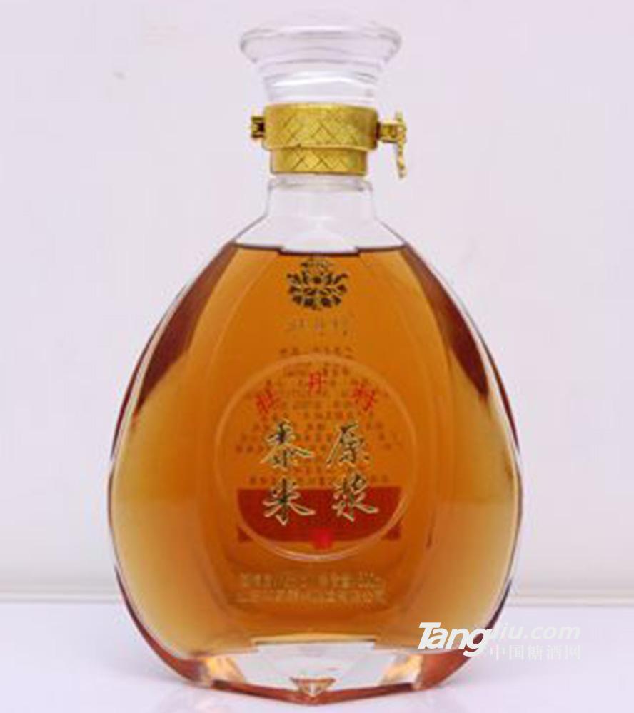 牡丹村黍米原浆酒42度