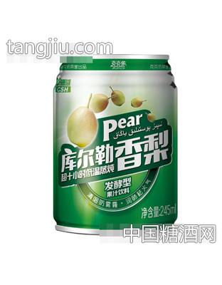 库尔勒香梨发酵型果汁饮料
