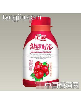 汇源健味时光山楂复合果汁饮料300ml