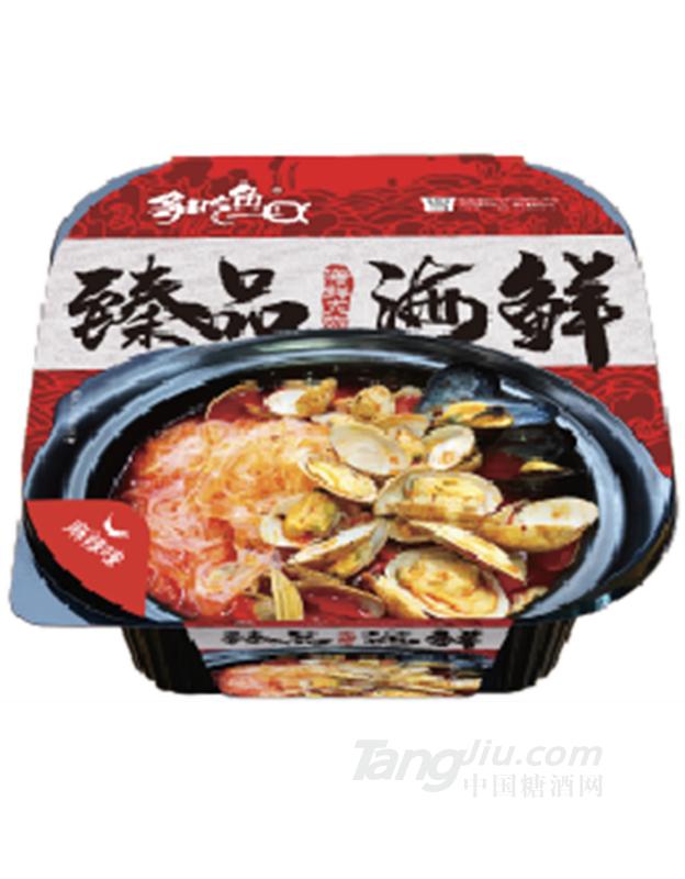 臻品海鲜(麻辣味)-700g