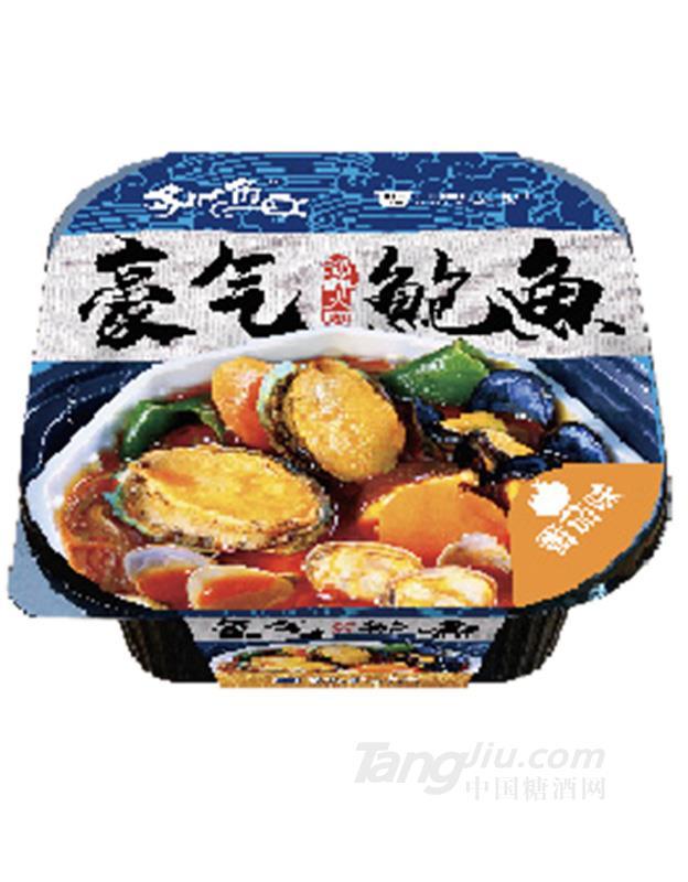豪气鲍鱼(番茄味)-725g