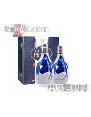 青花汾酒20