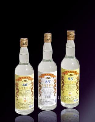 黄金龙53度300ml简瓶装-金门高粱酒