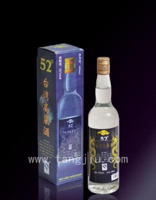 提供52度特级金龙礼盒台湾高粱酒 厂家精选高粱酒