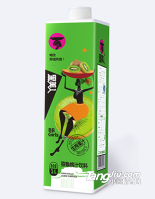 太阳谷-猕猴桃汁饮料-1L