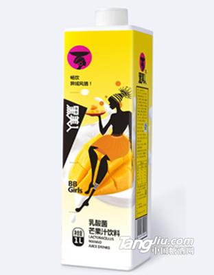 太阳谷-乳酸菌芒果汁饮料-1L