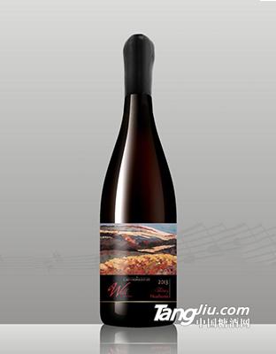威乐 1962色拉子 干红葡萄酒