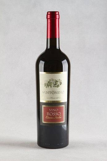 圣东尼红标干红葡萄酒