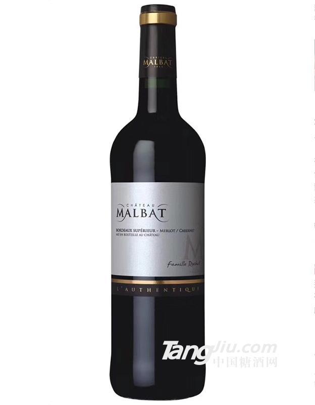 玛柏城堡优选波尔多干红葡萄酒