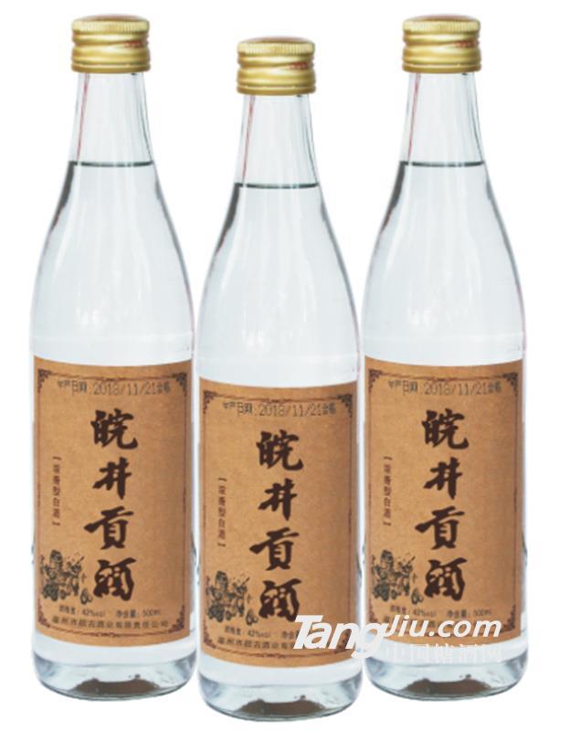 皖井贡酒 500ml