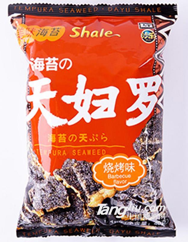 大宇-海苔天妇罗(烧烤味)40g