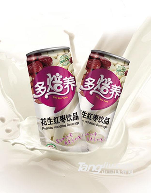 多焙养花生红枣饮品