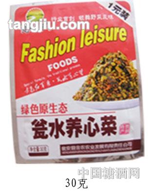 瓮水养心菜30g