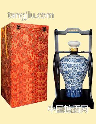 青花瓷梅瓶5L