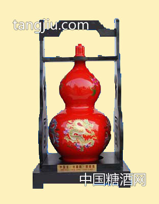 中国龙原浆酒(红)