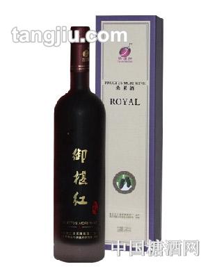 御椹红桑果酒750ML