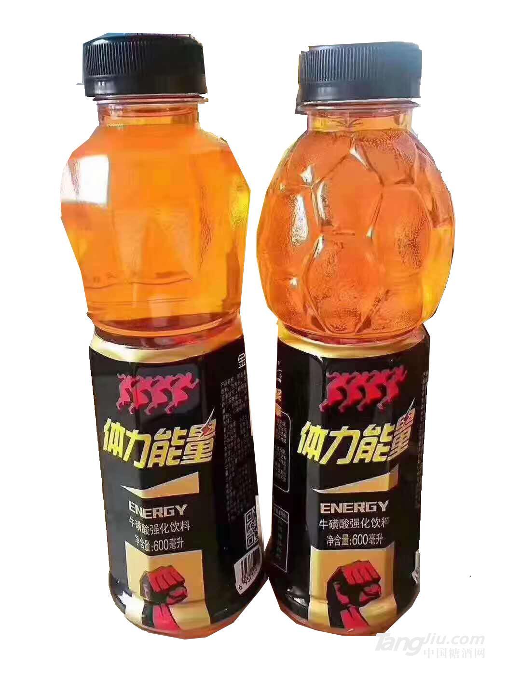 体力能量牛磺酸强化饮料600ml