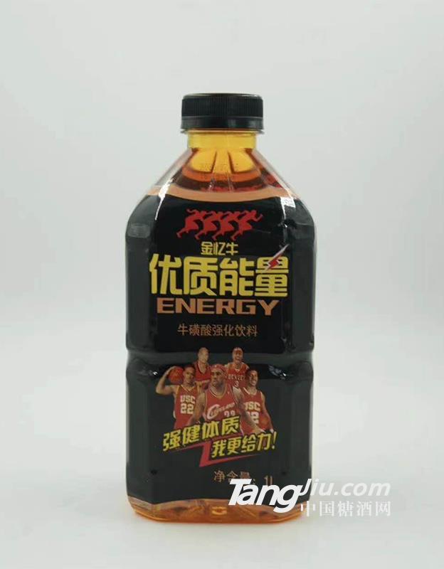 体力能量牛磺酸强化饮料1L