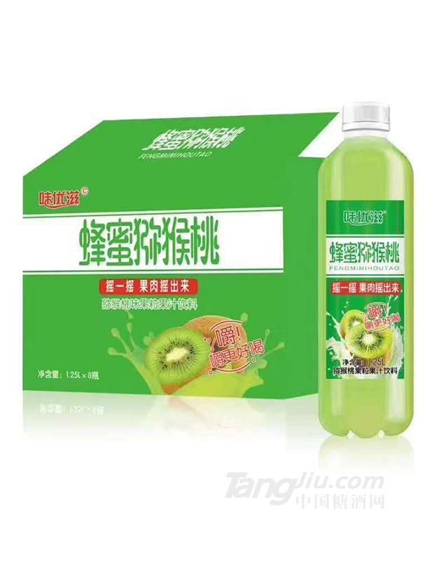 味优滋蜂蜜猕猴桃汁