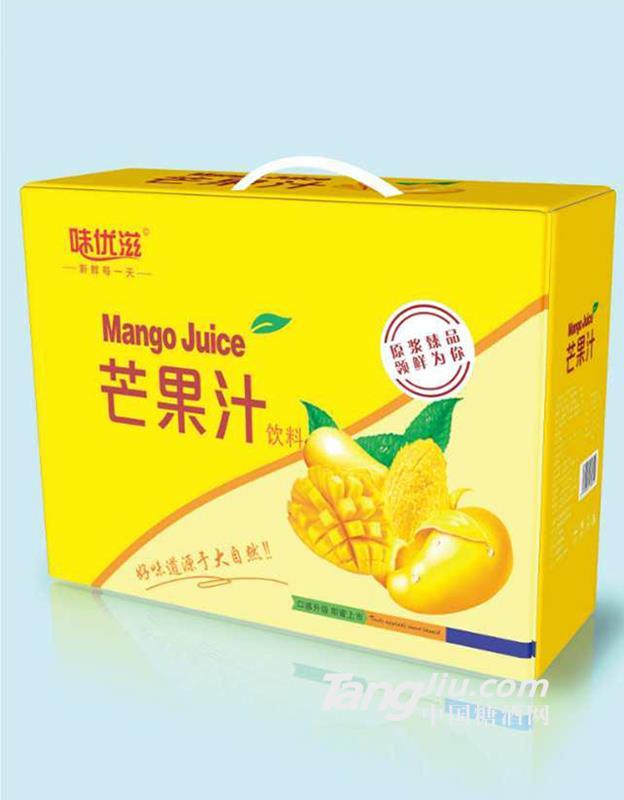 味优滋芒果汁饮料