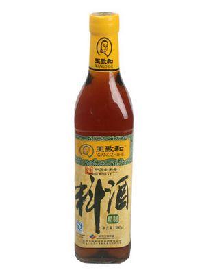 王致和精制料酒500ml