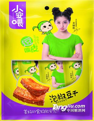 泡椒豆干100g