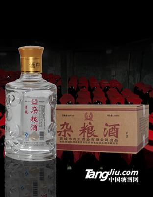 杂粮酒220ml 42%vol 20瓶_件