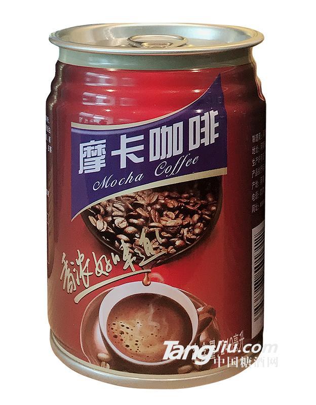 乡蕴-摩卡咖啡240ml