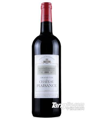 普莱萨斯酒庄干红葡萄酒750ml