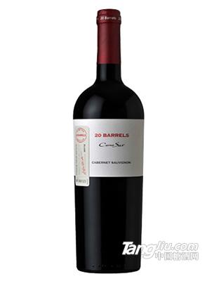 赤霞珠红葡萄酒750ml