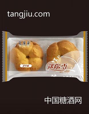 亿家柒-迷你香-饼干-花生味