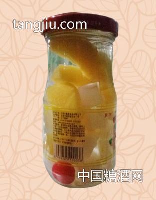 胃加杂果245ML水果罐头