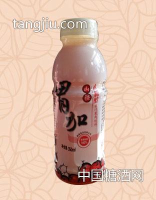 胃加山楂汁木糖醇果汁果肉饮料350ml