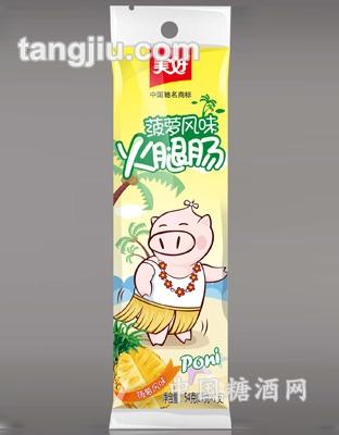 儿童肠菠萝风味54g
