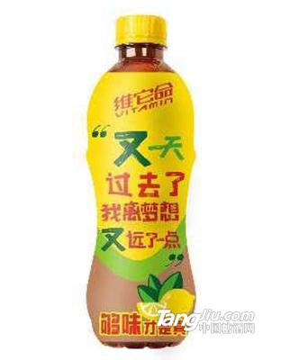 维他命柠檬茶-500ml