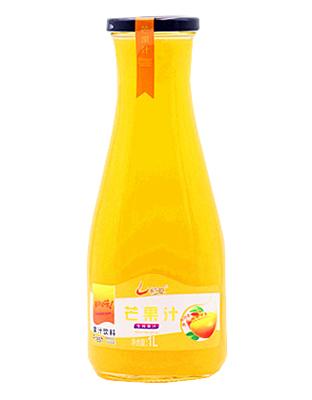 喜相逢芒果汁