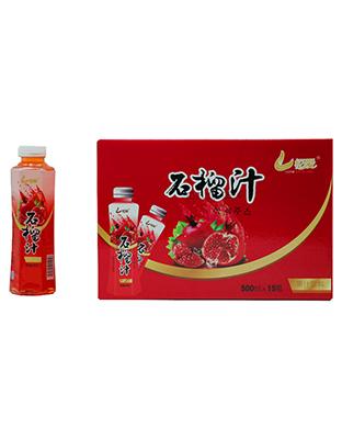 恒爱石榴汁500mlX15瓶