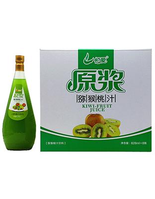 恒爱原浆猕猴桃汁箱装1.5LX6瓶
