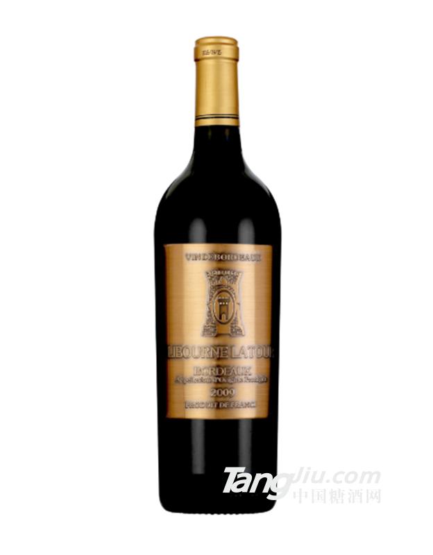 利布尔纳拉图庄园干红葡萄酒金标