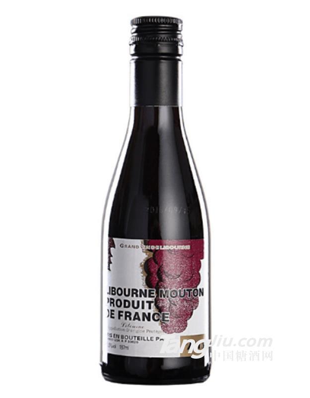 木桐男爵酒庄干红葡萄酒2013